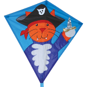 "Dread Pirate Tabby 30"" Diamond"